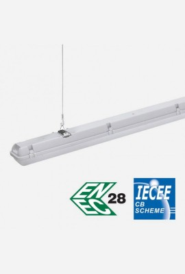 ELUMA LOW BAY 4ft LED ZL do 65W
