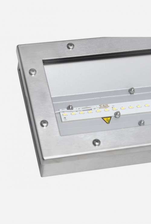 SAULA LED LN up to 75W INOX