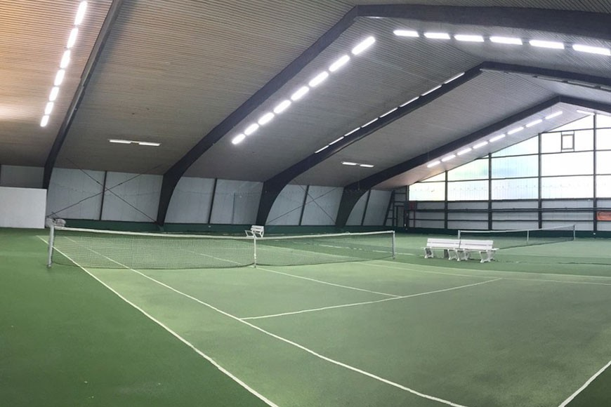 Tennis Hall Ellwangen in Germany
