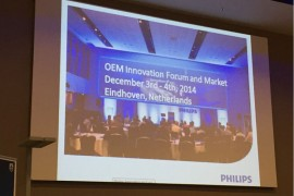 Philips event OEM Innovation Forum and Market 2014